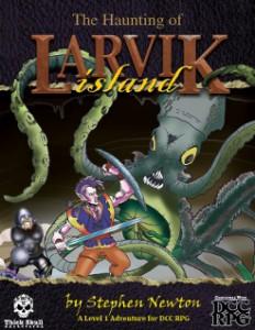 Larvk Island DCC Cover sm