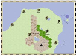 Larvik 2 Hex Map