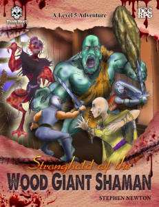 Shaman Cover 500