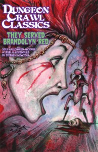 They Served Brandolyn Red cover