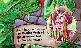Mini-review of Floating Oasis of the Ascended God