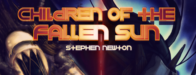 Now Available – Children of the Fallen Sun