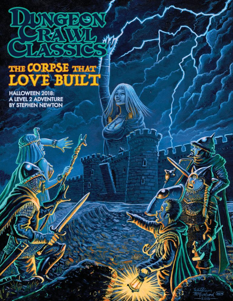 The Corpse That Love Built cover image