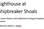 Coming Soon: The Lighthouse at Shipbreaker Shoals